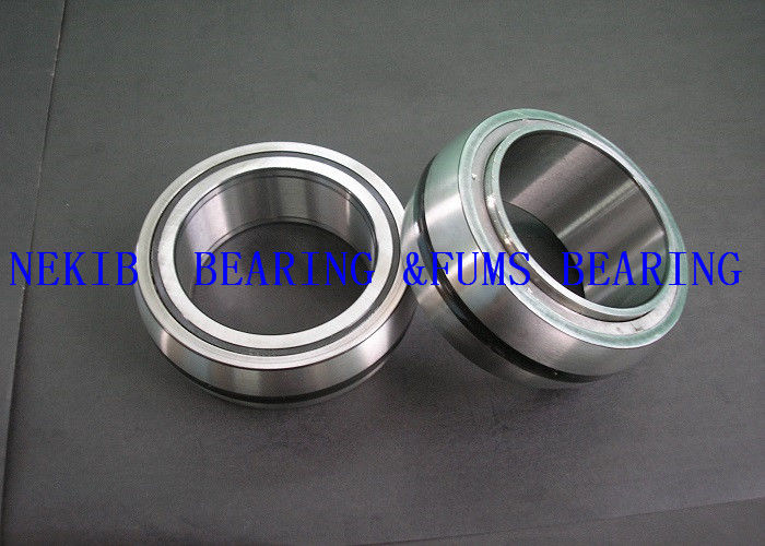 SL Series Full Complement Cylindrical Roller Bearings Bearing Steel Without Cage